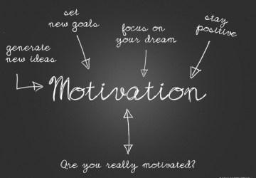 Motivácia základ každého úspechu!