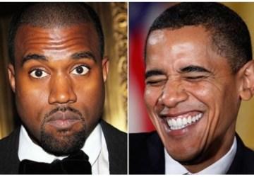 Barack Obama si robí žarty z oznámenia kandidatúry Kanyeho Westa