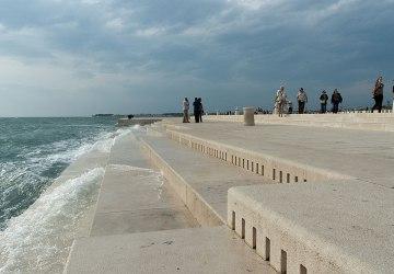 Morské vlny hrajúce na varhany. Príde ti ich zvuk upokojujúci alebo skôr strašidelný?