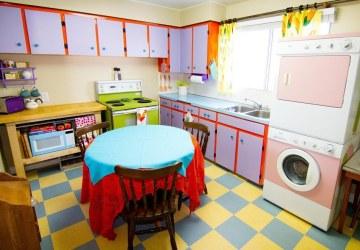 Raňajky u Tiffanyho alebo u Simpsonovcov? Kuchyňa ako z animovaného seriálu!