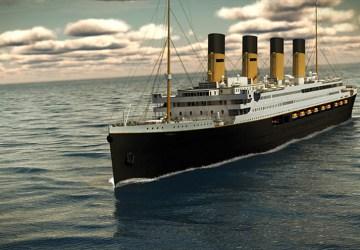 Do útrob bájneho Titanicu budete môcť nasadnúť aj vy. Možno už v roku 2018