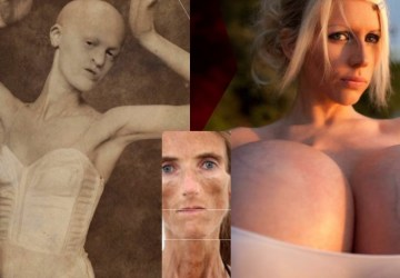 Neuveríš, že týchto päť žien existuje! Sleduj video!