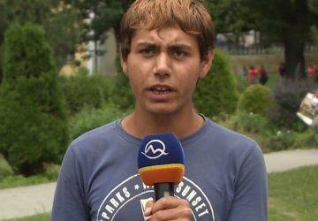 Reportérsky talent z Nálepkova
