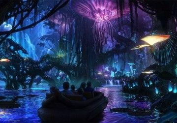 Vieme, ako to vyzerá v ešte neotvorenom reálnom svete z filmu Avatar! Nahliadnite s nami do zázračnej Pandory