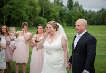 Matka, ktorej zomrel milovaný syn, zažila na vlastnej svadbe obrovské prekvapenie. Po čase mohla počuť tlkot jeho srdca