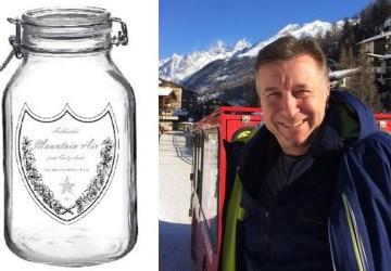 Obchodník roka: Muž predáva v sklenených pohároch čerstvý horský vzduch! Zisti za koľko si ho môžeš kúpiť