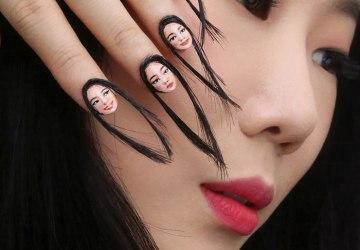 Nový módny trend je skutočne bláznivý: Vlasaté nechty, ktoré majú ohúriť viac odpudzujú