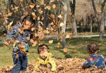Vychutnávajte si aj vy dlhé jesenné dni so svojou rodinou