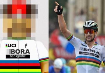 Cyklista Peter Sagan sa dočkal vlastnej LEGO postavičky! Pozri sa, ako vyzerá