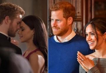 Unikli prvé fotografie z natáčania filmu o láske princa Harryho a Meghan! Podoba hercov s kráľovskou rodinou je neskutočná