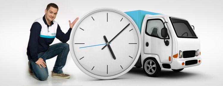 Pri nákupe v NAY si môžete zvoliť deň aj čas doručenia. Po novom to môže byť aj večer alebo cez víkend!
