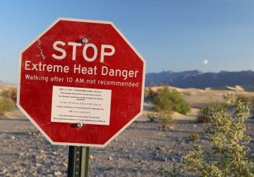 V Údolí smrti očakávajú 51 stupňov! Juhozápad Ameriky sa zmieta vo vlne horúčav