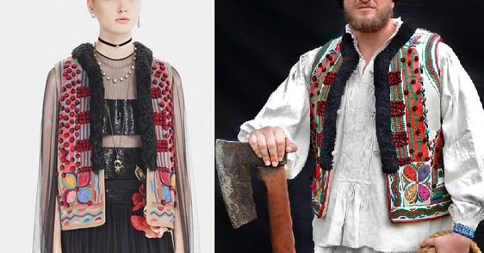 Dior ako plagiátor?! Rumuni upozorňujú na to, že značka svojou kolekciou kopíruje ich tradičné kroje