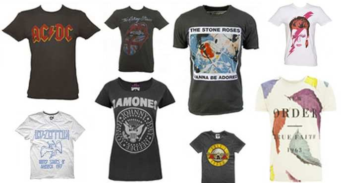 Viete, čo je najikonickejším dizajnom tričiek?