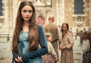 Lily Collins nahradí Anne Hathaway a zahrá si úlohu slobodnej matky v najnovšej verzii Les Miserables