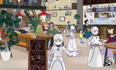 V tejto kaviarni vás obslúži robot, ktorého na diaľku riadi paralyzovaný človek