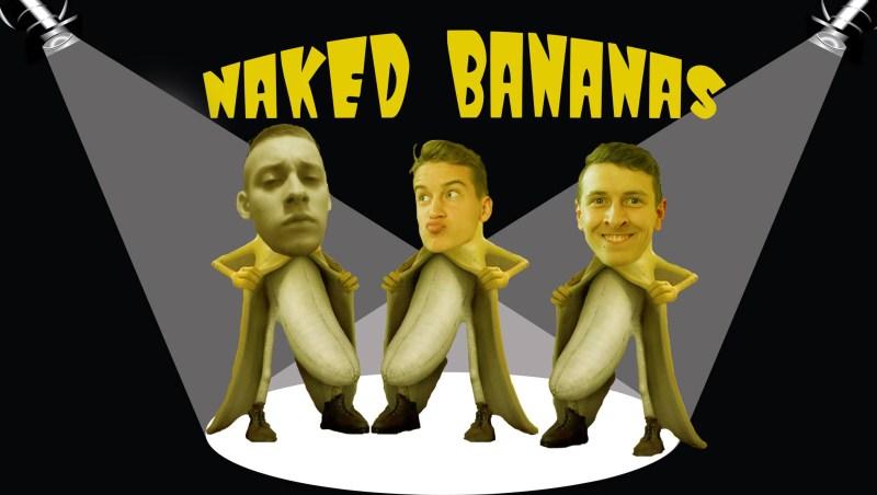 Naked Bananas sa za svoje banány nehanbia. Zdroj: Facebook / Naked Bananas