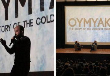 Po vypredanom košickom Kine Úsmev Bariho Ojmiakon zaplnil aj kinosálu v Nových Zámkoch