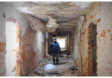 Nepácham žiadne trestné činy, vstupujem len otvorenými dverami, teda pokiaľ tam stále sú, hovorí Ivan, ktorý sa venuje urbexu