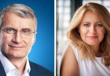 Robert Mistrík odstúpil v prospech Zuzany Čaputovej, v prieskumoch stále vedie Šefčovič