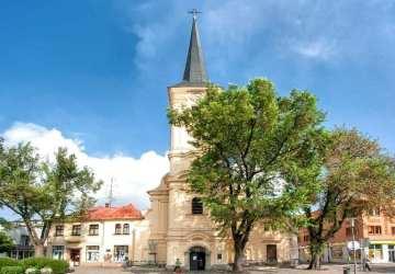 Nové Zámky možno získajú titul Mesto kultúry 2019, minulý rok ním bola Banská Štiavnica