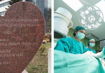 Výstavba Detského kardiocentra v Bratislave napreduje, bude patriť k najšpičkovejším zariadeniam vEurópe