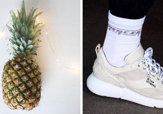 Dajte zbohom vlhkým nohám: Tenisky vyrobené z ananásu vám k tomu pomôžu, navyše sú aj ekologické