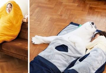 Super tipy pre všetkých zimomravých: V týchto spacích vakoch sa nielen poriadne zohrejete, ale zažijete aj veľa zábavy