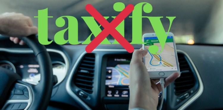 Taxify mení názov a logo – dotkli sa zmeny aj cien?