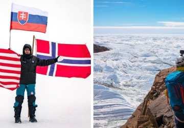Prvá slovenská expedícia na čele s Ľubošom Fellnerom dobyla južný pól! V Eurovei otvorili Rotundu, môžete v nej zažiť kúsok Antarktídy