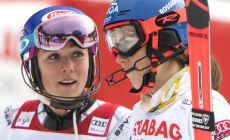 Vo finále slalomu Svetového pohára skončila Petra Vlhová tretia. Celkovo je ale druhou najlepšou na svete