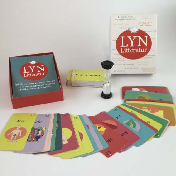 LynLitteratur indhold