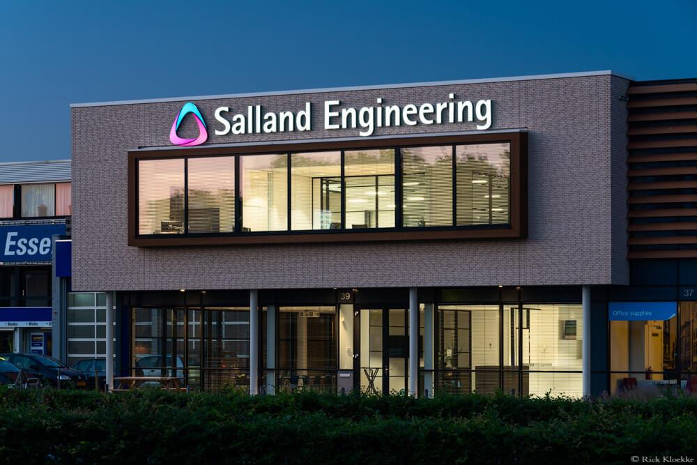 Architectuurfotografie Salland Engineering