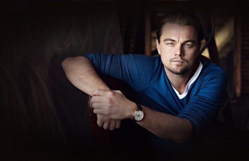 Relojes de DiCaprio Tag Heuer