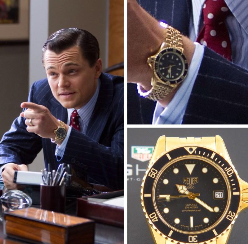 Relojes de Dicaprio