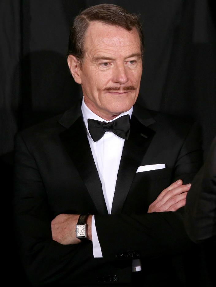 Relojes de los premios Oscar Brian Cranston