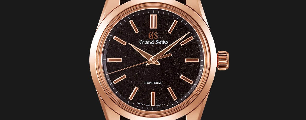Grand Seiko Spring Drive 8 day power reserve