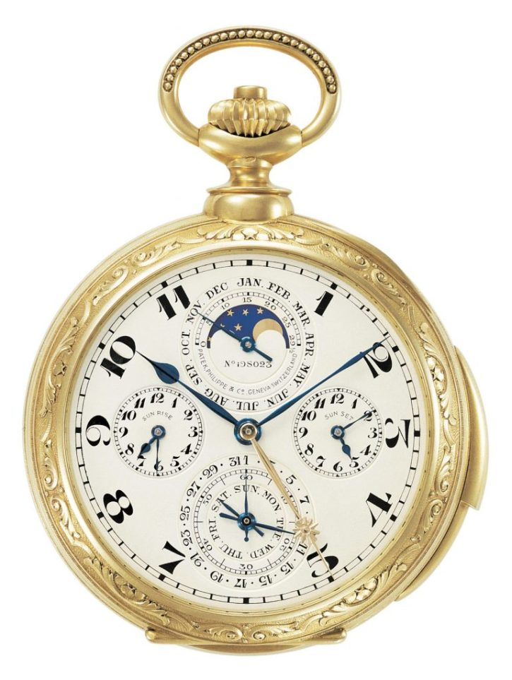 Patek Philippe 1927 James Ward Packard Patek Philippe The Art of Watches Grand Exhibition
