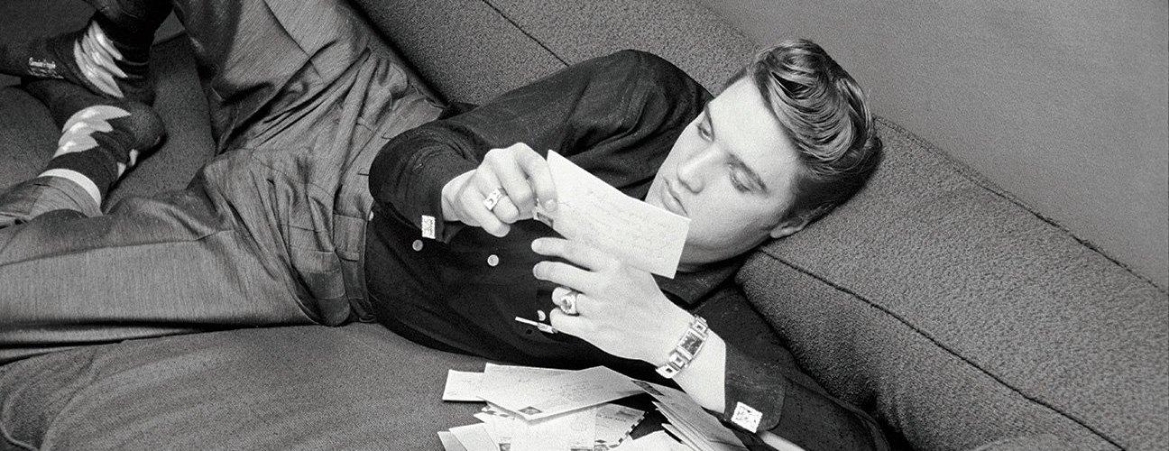 Los relojes de Elvis Presley