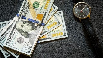 Devaluación de un reloj