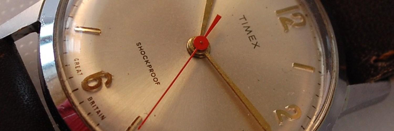 Clásico Timex V-conic