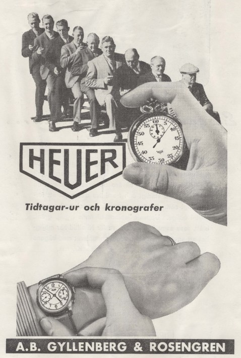 Heuer Globetrotter