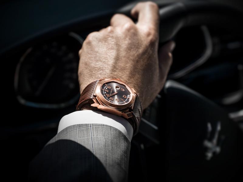 Octo Bulgari y Maserati