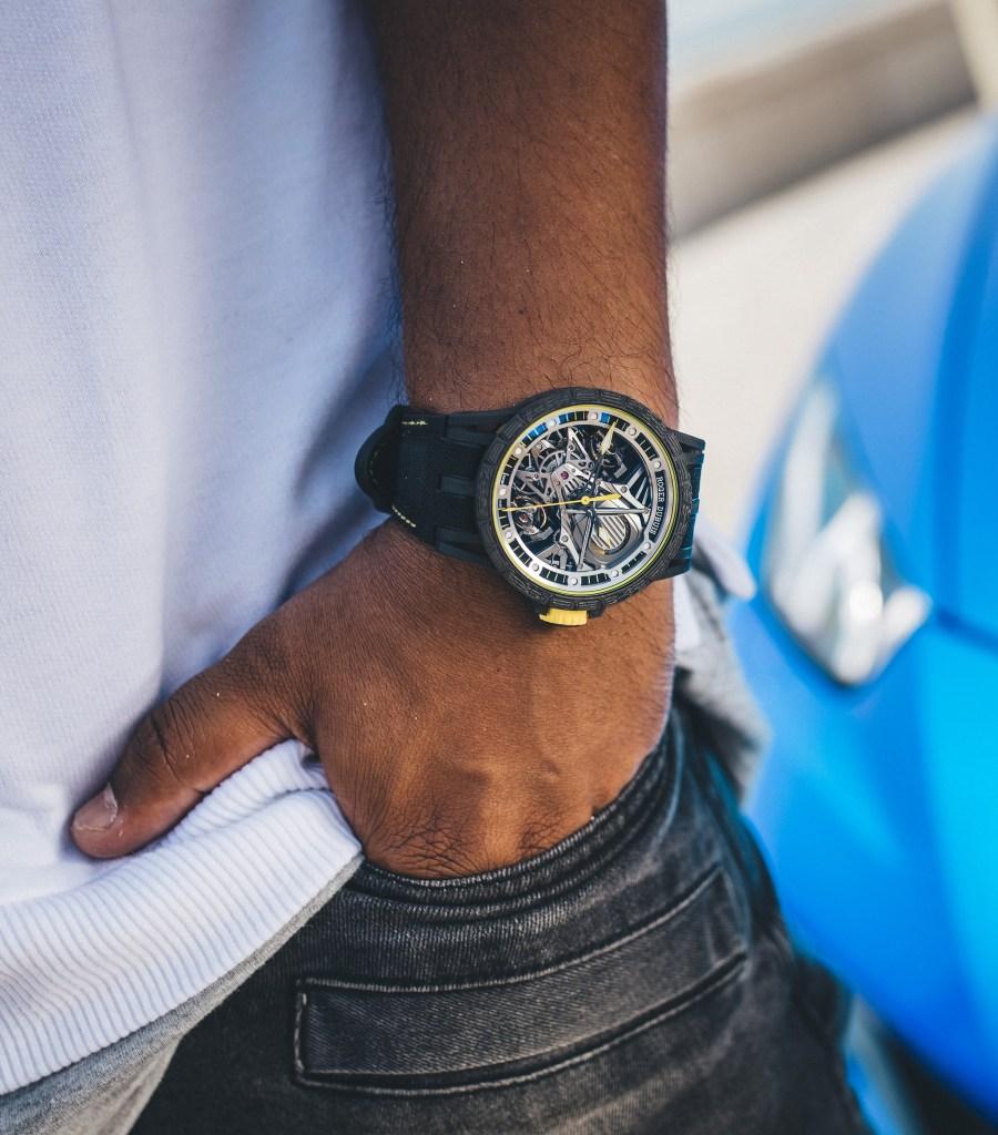 Excalibur Aventador S