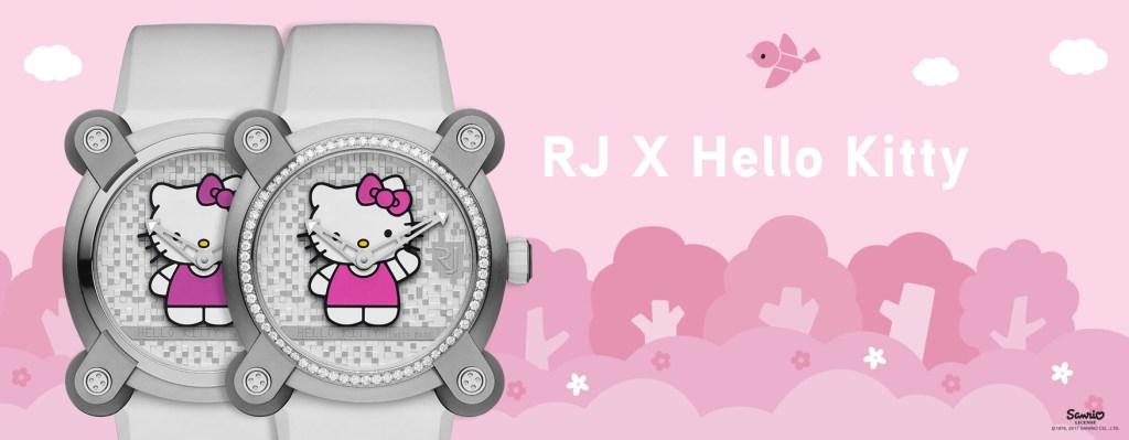 RJ X Hello Kitty Sparkle