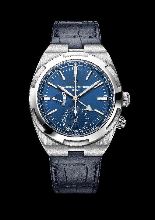 Vacheron Constantin OVERSEAS DUAL TIME BLUE