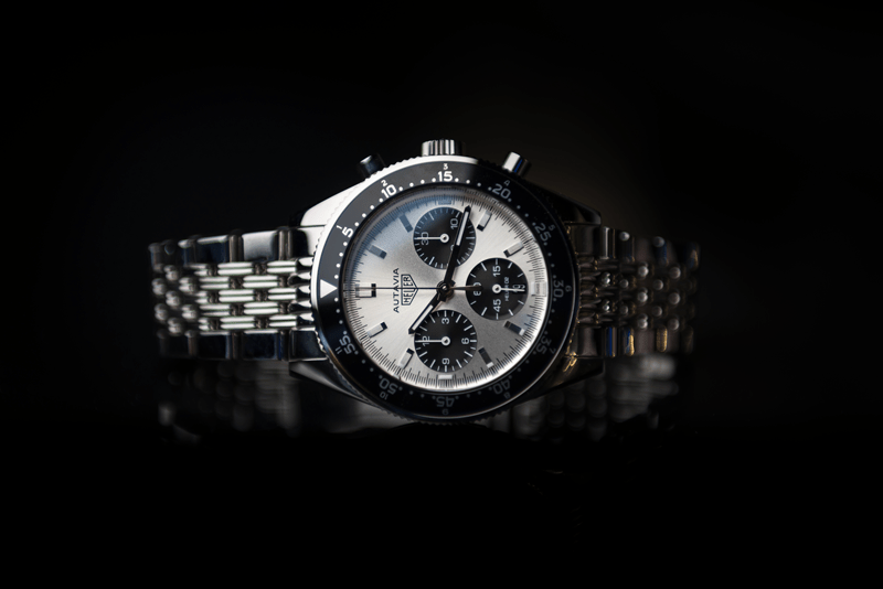 Tag Heuer Autavia Jack Heuer 85th birthday