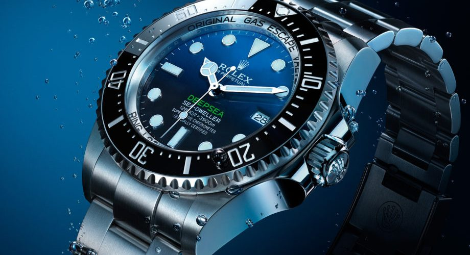 Sumérgete en el Rolex Oyster Perpetual Deepsea | Klokker