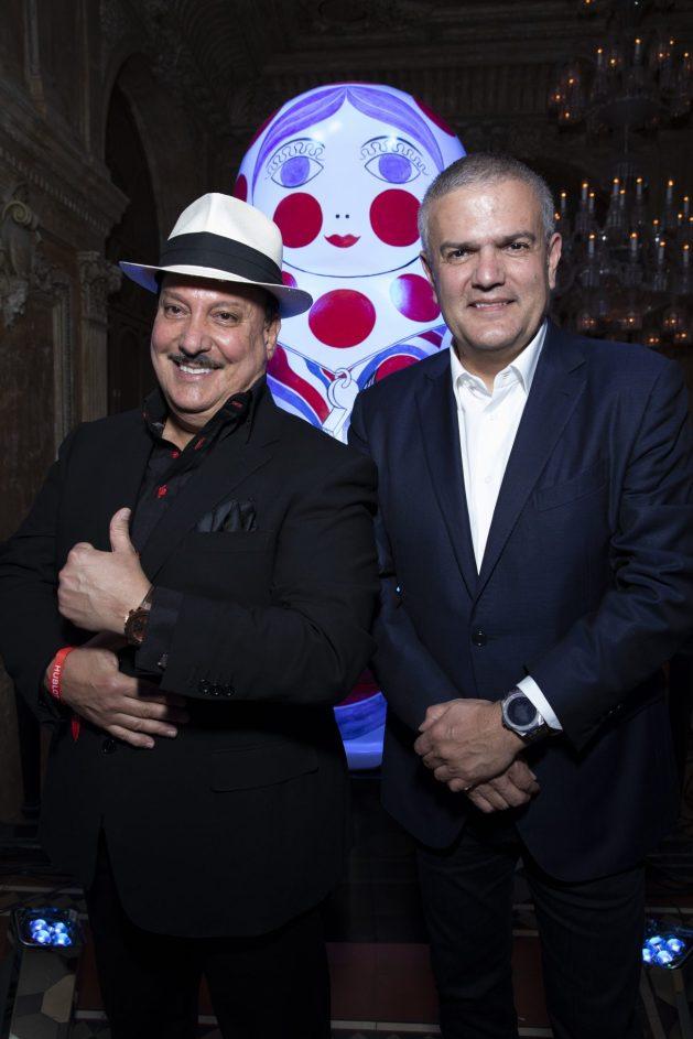 Carlito Fuente and Ricardo Guadalupe