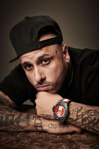 reggaetón Hublot Nicky Jam